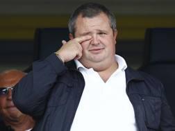 Tommaso Ghirardi, 40 anni, � stato presidente del Parma dal 2007 al 2014. Lapresse