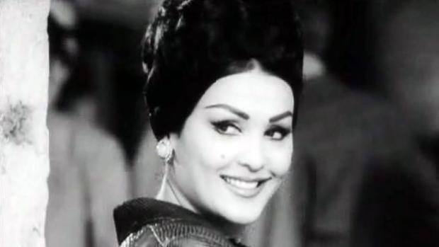 Moira Orfei in una delle sue interpretazioni filmiche