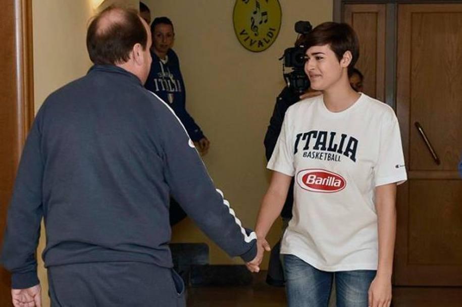 MISS ITALIA IN NAZIONALE - La Gazzetta dello Sport ece2627502d9