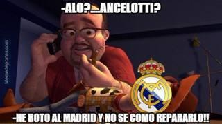 Real Madrid, quanti sfottò sul web