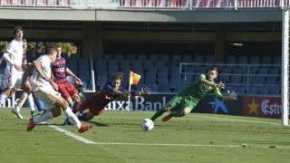Ponce show, remuntada in YL: Barça-Roma 3-3