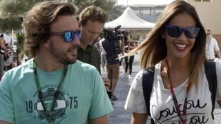 Alonso ha trovato la Formula dell'amore