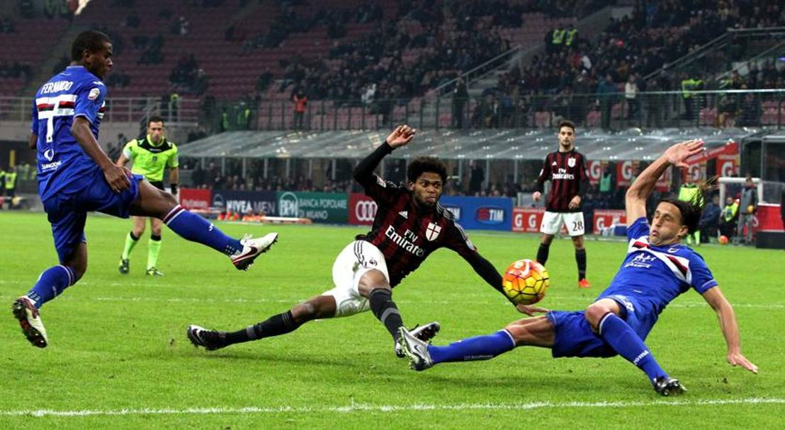 Niang Primi Due Gol In Serie A Col Milan