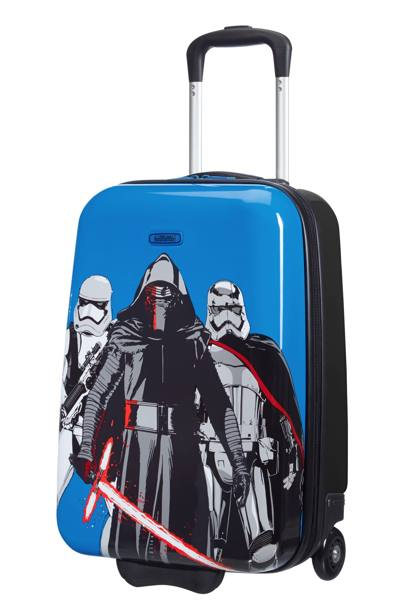 Un trolley con Dart Fener e due Stormtrooper: disponibile su americantourister.it a 89 euro