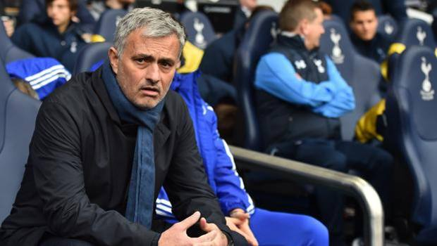 Jose Mourinho, 52 anni. Afp