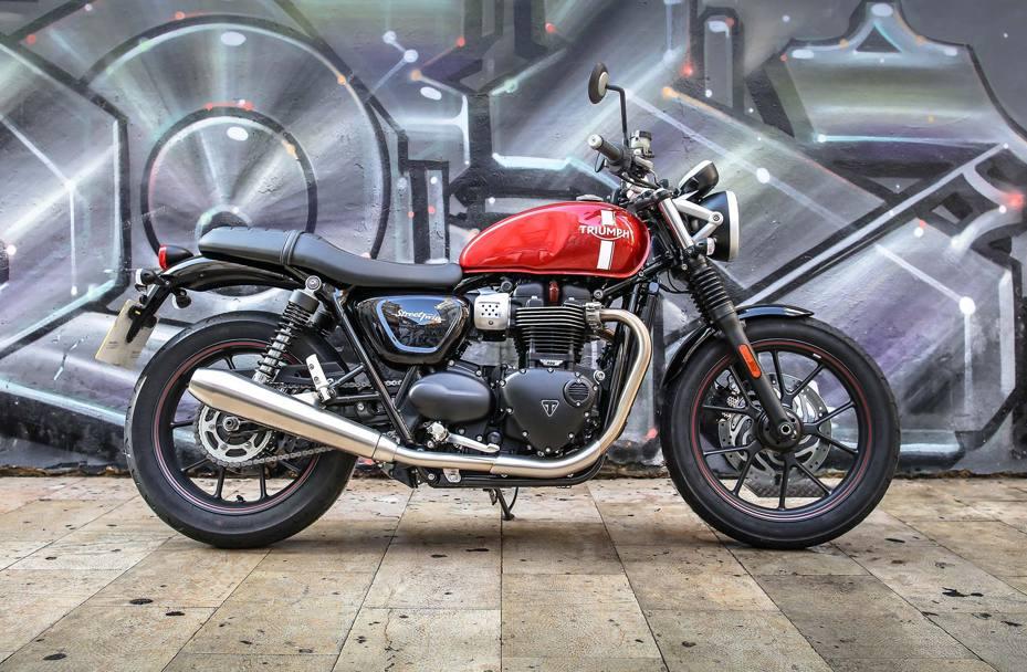 Triumph Euro 4 Idea Di Immagine Del Motociclo