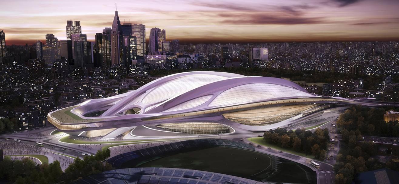 Morta l 39 architetto hadid mamma del centro la gazzetta dello sport - Hadid architetto ...