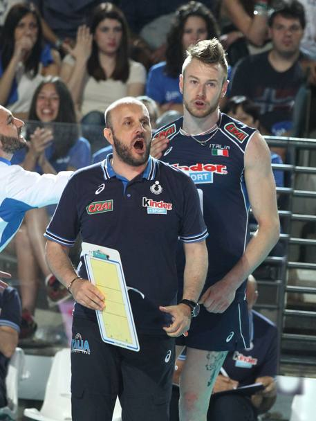 Mauro Berruto si dimette dopo il flop in World League. L'Italvolley va a Gianlorenzo Blengini. Tarantini