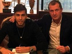 Ricky Alvarez firma il contratto con la Samp