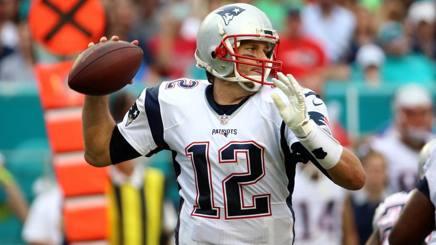 Tom Brady . Reuters