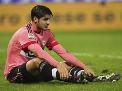 Alvaro Morata, 23 anni. Getty Images