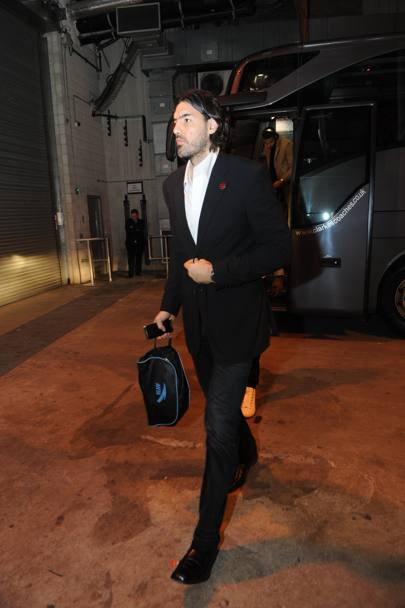 Luis Scola dei Toronto Raptors. (Getty Images)