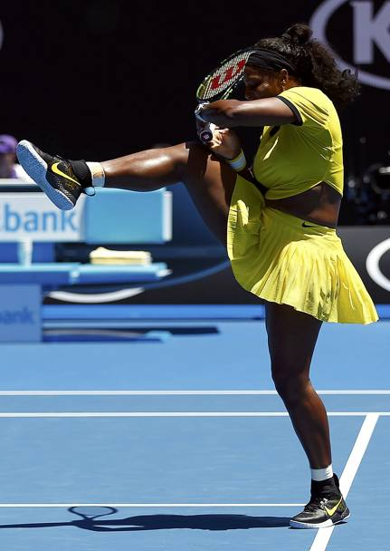 Serena Williams. (Reuters)