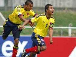 Fredy Miranda, attaccante colombiano di 18 anni.
