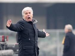 Gian Piero Gasperini, 57 anni. LaPresse