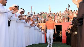 Rickie Fowler, n�6 al mondo. Getty Images