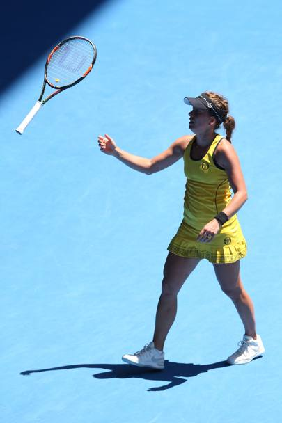 La ceca Barbora Strycova. (Getty Images)