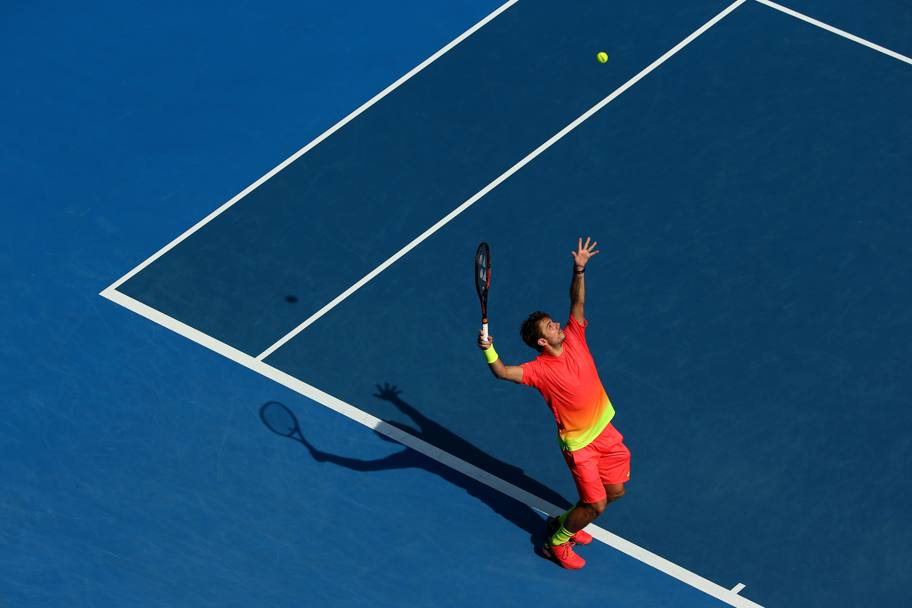 Stan Wawrinka. (Getty Images)