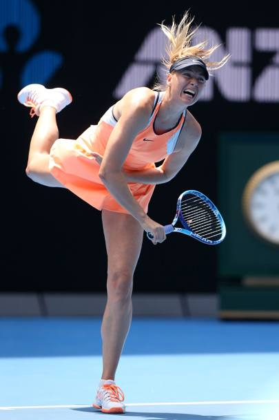 Maria Sharapova. (Getty Images)