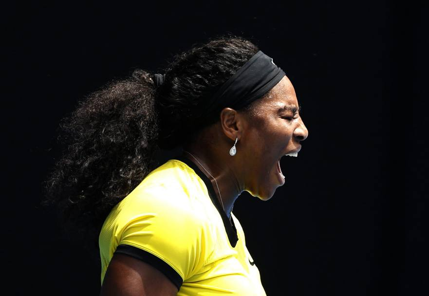 Serena Williams. (Epa)