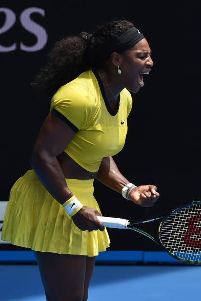 Serena Williams. (Afp)