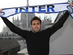 Eder, 29 anni, nuovo attaccante dell'Inter. Inter.it
