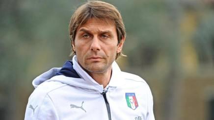 Antonio Conte, 46 anni, c.t. dell'Italia. Ansa