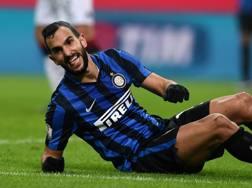 Martin Montoya, 24 anni, difensore dell'Inter, in prestito dal Barcellona. Getty