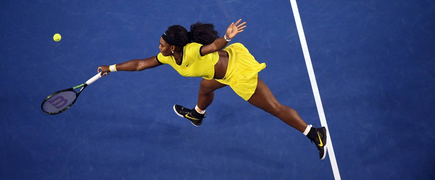 ... e della Williams (Epa)