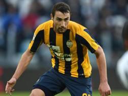 Artur Ionita, centrocampista del Verona di 25 anni. Getty
