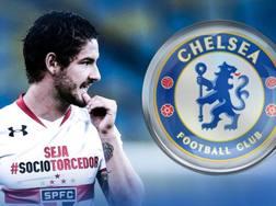 Alexandre Pato dal Corinthians al Chelsea
