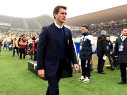Guillermo Barros Schelotto, 42 anni, tecnico del Palermo. Getty