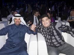 H.E. Saeed Hareb, segretario generale del Dubai Sports Council, che organizza il Dubai Tour con la collaborazione di Rcs Sport