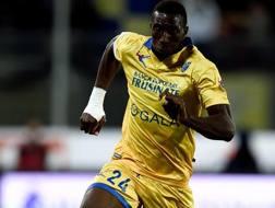 Modibo Diakit�, difensore, 28 anni. Ansa