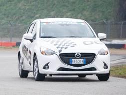La nuova Mazda 2 alla prova