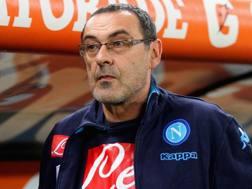 Maurizio Sarri, 57 anni.