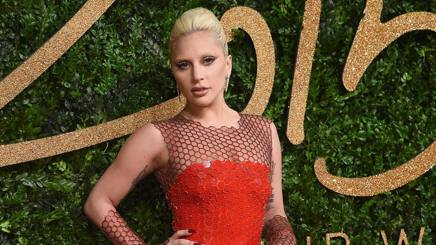 Lady Gaga, nome d'arte di Stefani Joanne Angelina Germanotta. Ap
