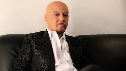 Enrico Ruggeri, 59 anni.