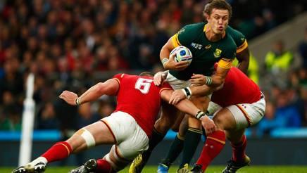 Galles-Sud Africa ai Mondiali 2015