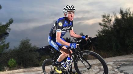 L'irlandese Daniel Martin, 29 anni, prima stagione alla Etixx-Quick Step