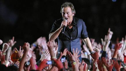 Bruce Springsteen, 66 anni. Ap