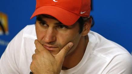Roger Federer, 34 anni. Ap