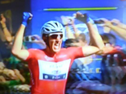 Marcel Kittel, 27 anni vince la quarta tappa