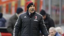 Sinisa Mihajlovic, 46 anni, allenatore del Milan. Ap