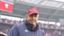 Giampiero Ventura, 68 anni, allenatore del Torino dall'estate 2011. LaPresse