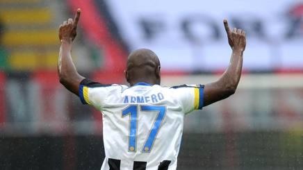 Pablo Armero, 29 anni, terza esperienza nell'Udinese. Ansa
