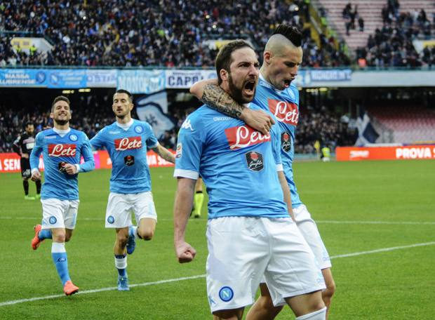 Video: Napoli vs Carpi