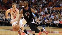 Chris Paul decisivo in Miami-Clippers. Reuters