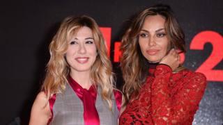 Virginia Raffaele e Madalina Ghenea, i volti femminili del Festival. LaPresse