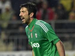Gianluigi Buffon, 38 anni. Getty
